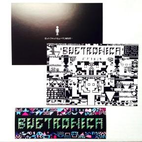 ポストカード&ステッカーセット / 315円(税15円)